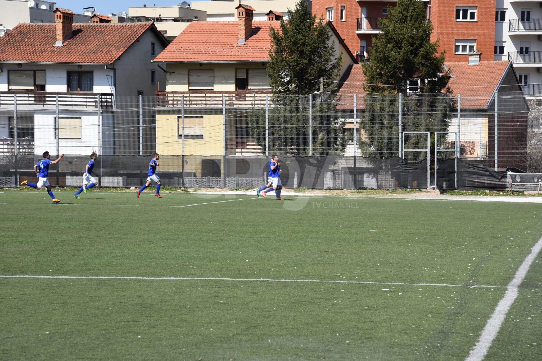 I anulohën dy gola, barazon KF Opoja (Foto)
