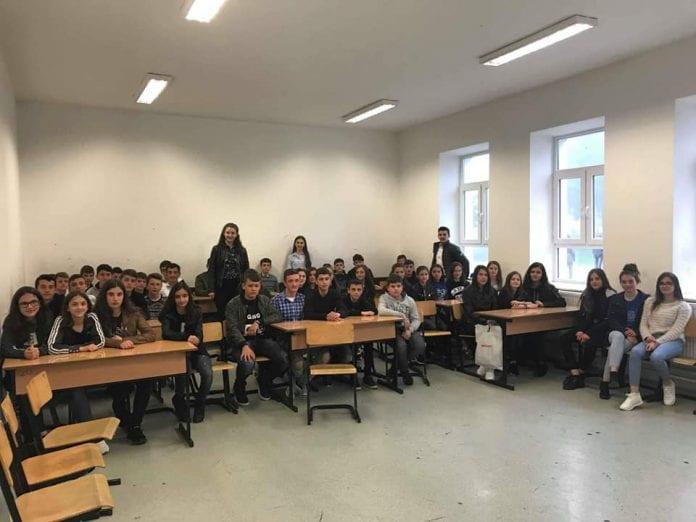 Janë mbajtur ligjërata nga të rinjet e kuvendit të Dragashit për nder të Javës Ekologjike