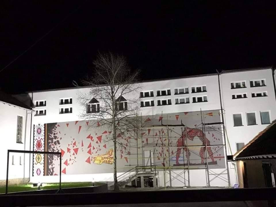 Përfundoi rregullimi i hapësirës së Muzeut Etnologjik në Dragash