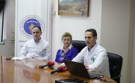 Dr. Ilir Kurtishi rreth 35 gra në muaj diagnostikohen me kancer të gjirit